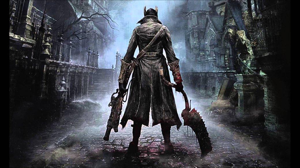 30 лучших игр 2015 года: Bloodborne. - Изображение 1