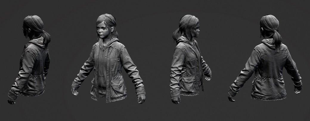 Разработчик The Last of Us выложил свои наработки в сеть - Изображение 10