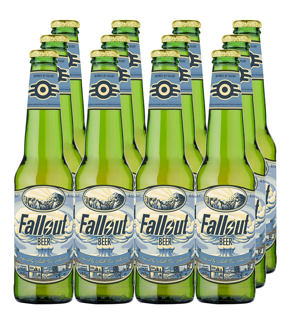 Fallout 4 ушла «на золото», Carlsberg выпустит Fallout BEER  - Изображение 1