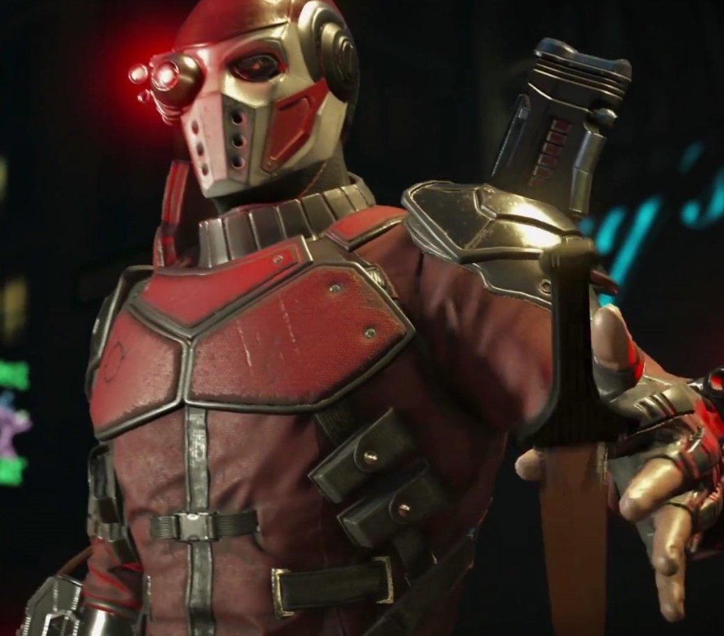 Разбираем новых героев Injustice 2. Кто такие Синий жук и Доктор Фэйт? - Изображение 14