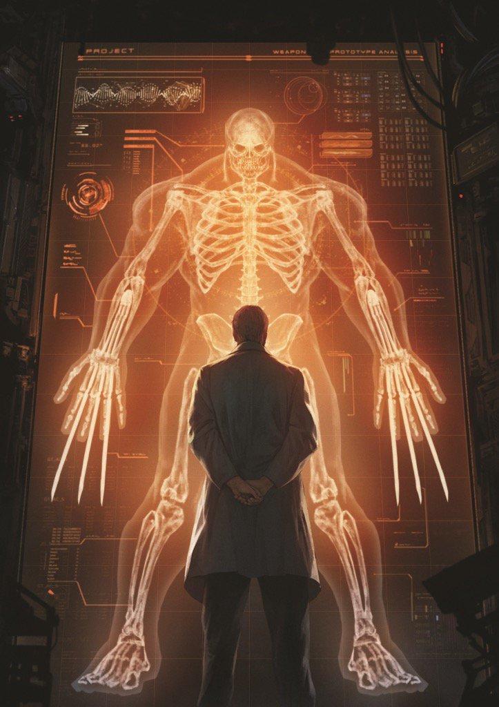 Marvel продолжает тизерить комикс о гибриде Халка и Росомахи - Изображение 1