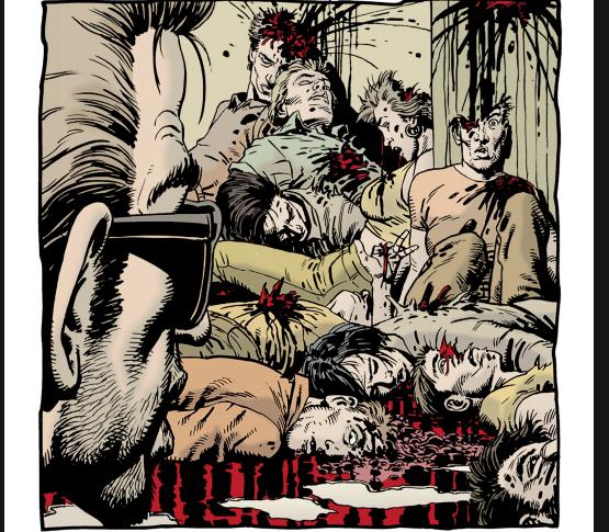 Самые жестокие иотвратительные сцены изкомикса Preacher («Проповедник») - Изображение 5