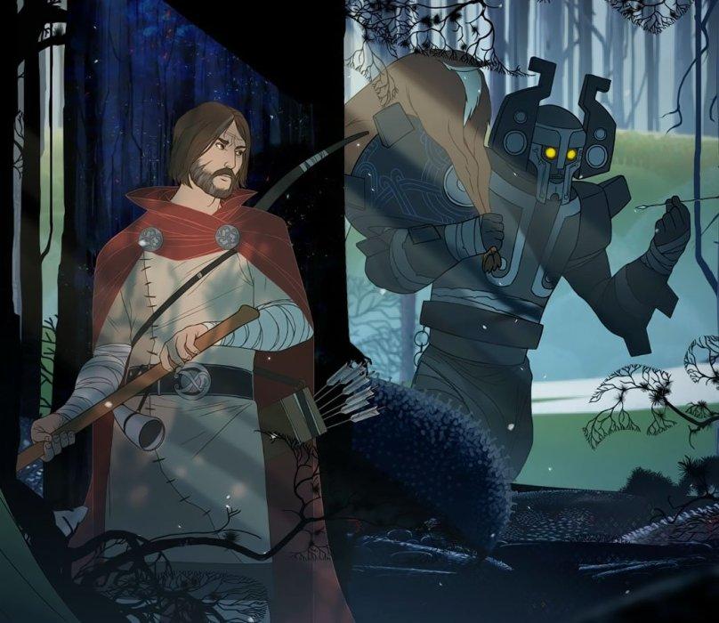 Рецензия на The Banner Saga - Изображение 1