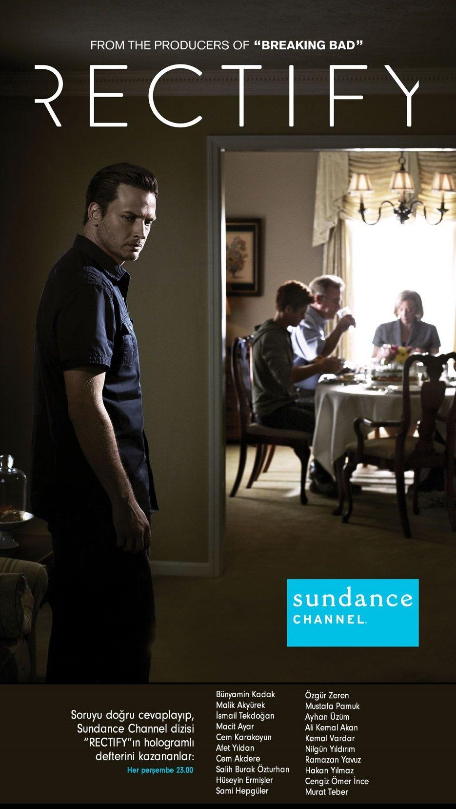 Как SundanceTV прививает любовь к инди-кино и неформатным сериалам. - Изображение 15
