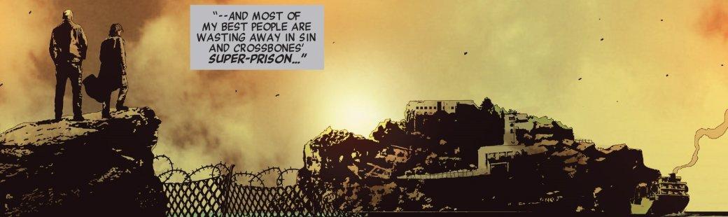 Secret Empire: Люди рады тому, что Гидра пришла к власти - Изображение 15