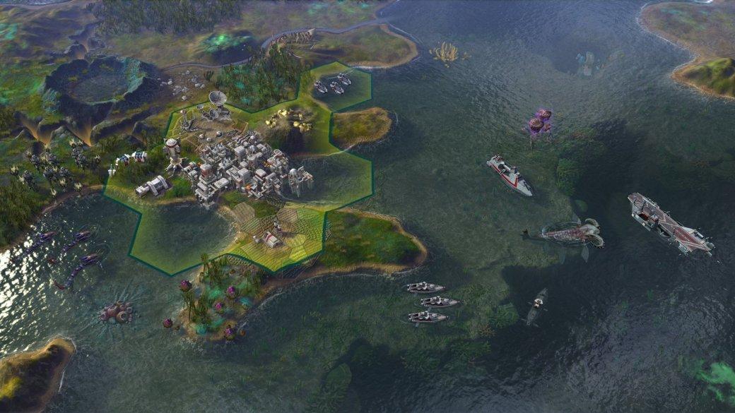 Аддон Rising Tide к последней Civilization покажет водный мир будущего - Изображение 1