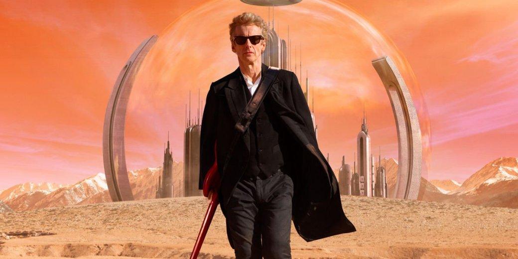 Моффата отлучат от«Доктора Кто», чтобы продавать больше игрушек - Изображение 3