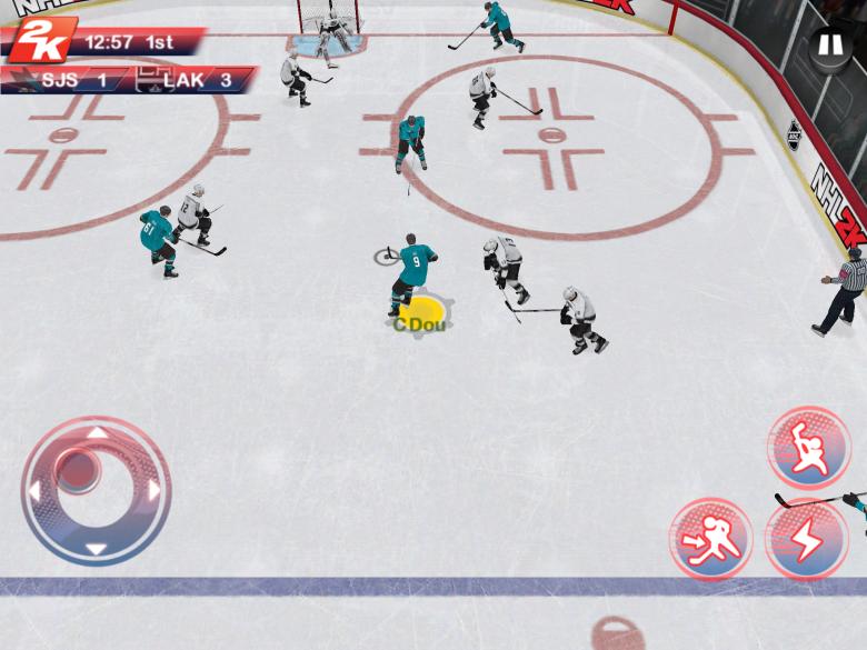 NHL 2K вернется на лед ради мобильных платформ - Изображение 1