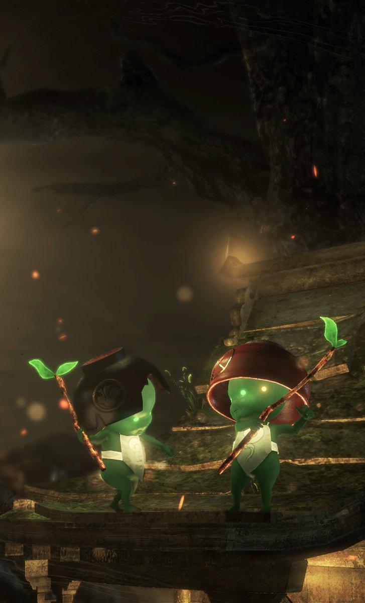 Странные существа из японских мифов, которых вы встретите в Nioh - Изображение 2