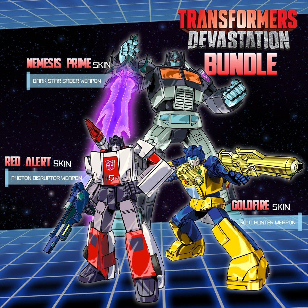 Transformers: Devastation доступна для предзаказа в PS Store - Изображение 2