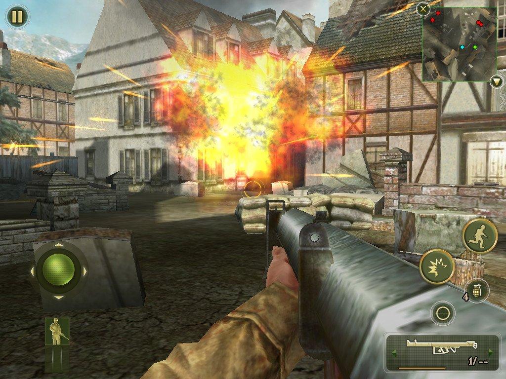 История в кармане: 8 мобильных игр о войне - Изображение 5