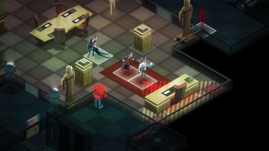 Рецензия на Invisible, Inc.. Обзор игры - Изображение 5