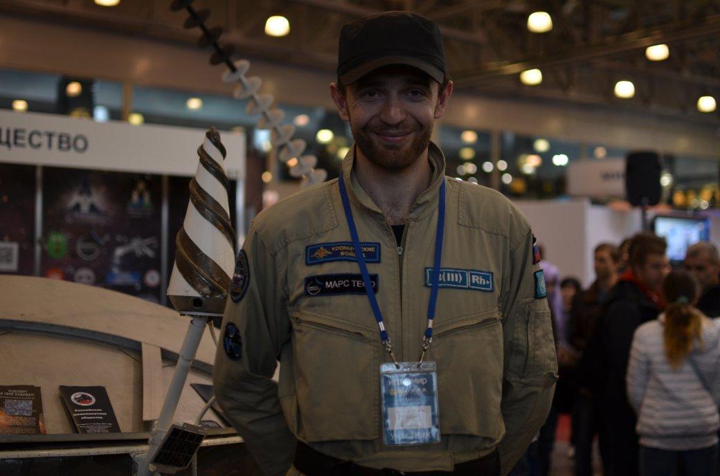 Фотоотчет с «Игромира» и Comic Con Russia, день 4 - Изображение 4