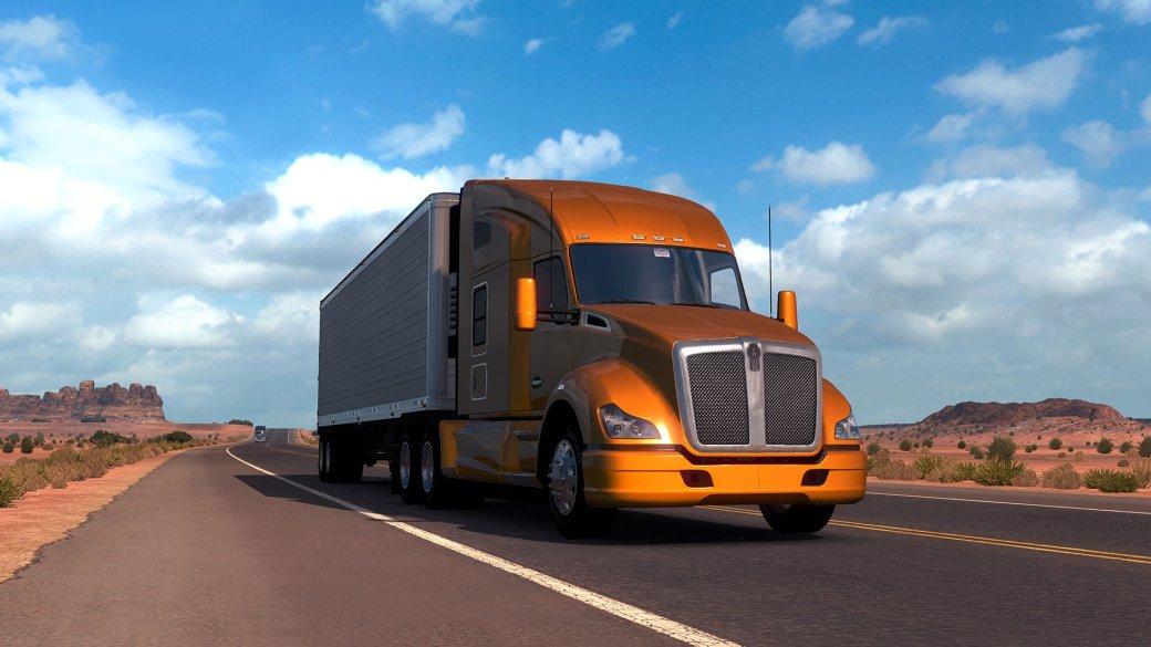 Европейские разработчики щедро делятся американскими грузовиками - Изображение 1