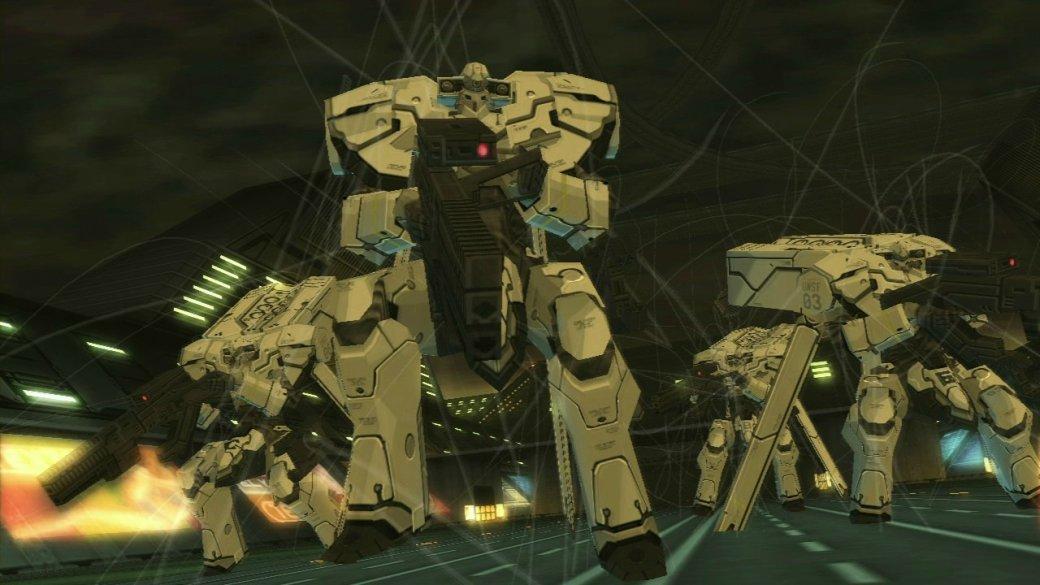 Рецензия на Zone of the Enders HD Collection. Обзор игры - Изображение 6