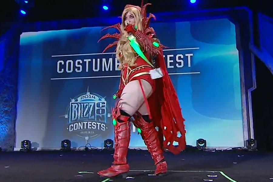 BlizzCon 2014. Конкурс костюмов - Изображение 86