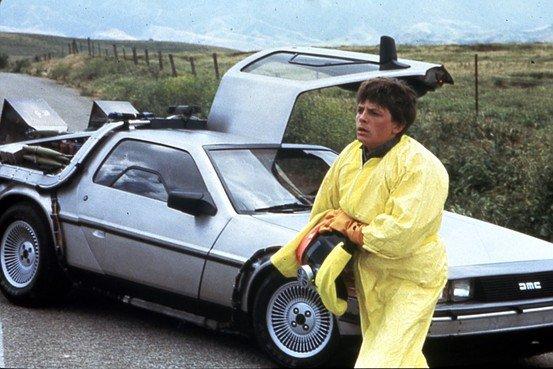 Автомобиль из «Назад в будущее» снова поступил в производство - Изображение 1