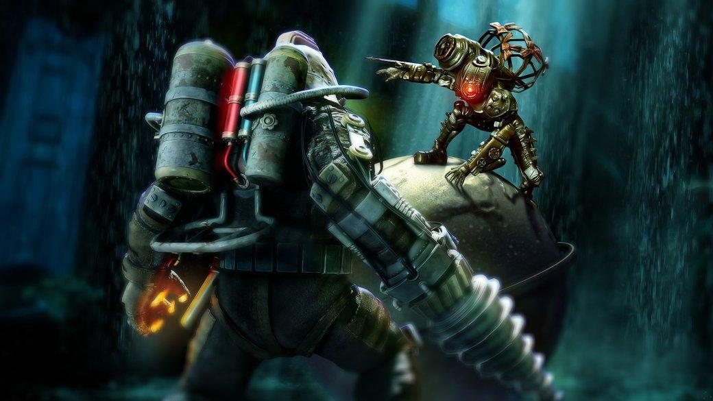 Сремастером первых двух BioShock для PCвсе очень плохо - Изображение 1