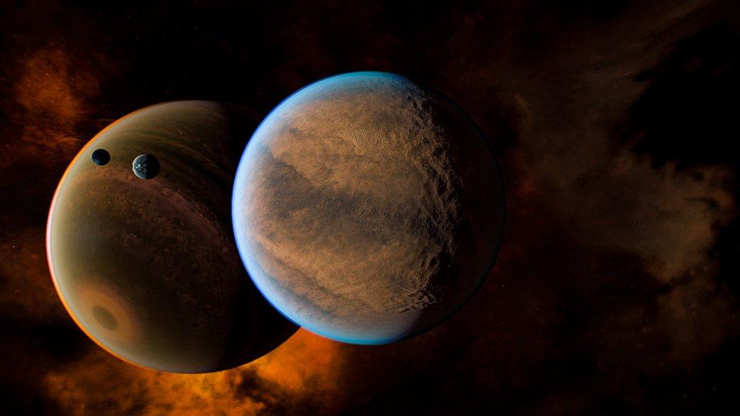 Потрясающий космос Mass Effect: Andromeda. - Изображение 21