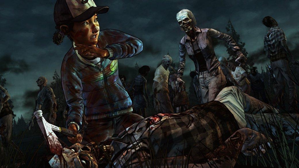 Игру The Walking Dead продлили на третий сезон - Изображение 1