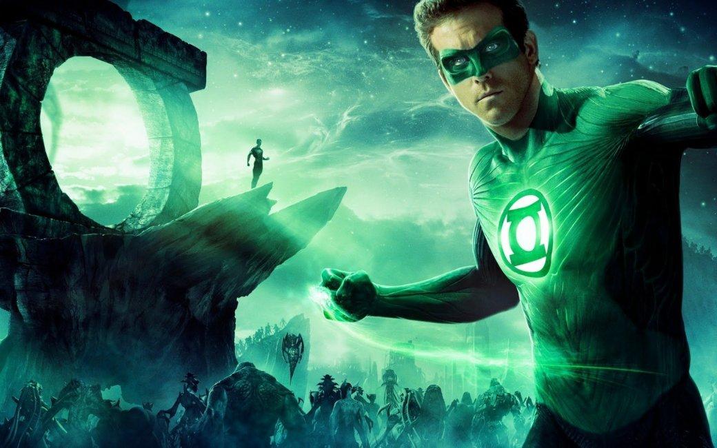Зеленый Фонарь появится в «Лиге Справедливости» не раньше 2019 года - Изображение 1