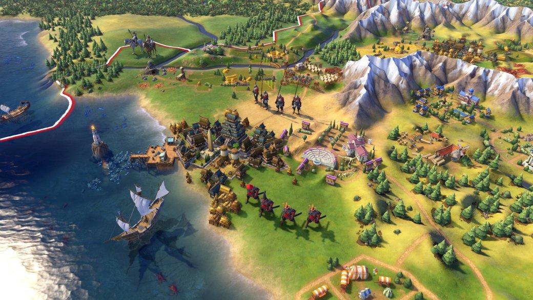 Все важные подробности Civilization VI - Изображение 2