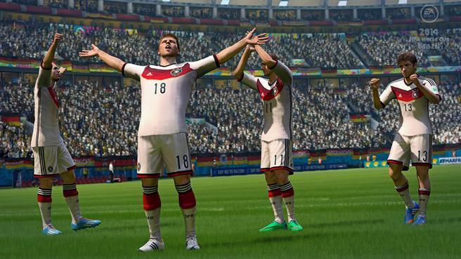 EA Sports предсказала победу Германии в чемпионате мира по футбола  - Изображение 1