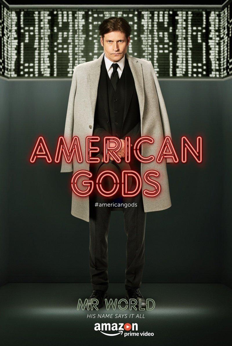 Первые впечатления от сериала «Американские боги». - Изображение 6