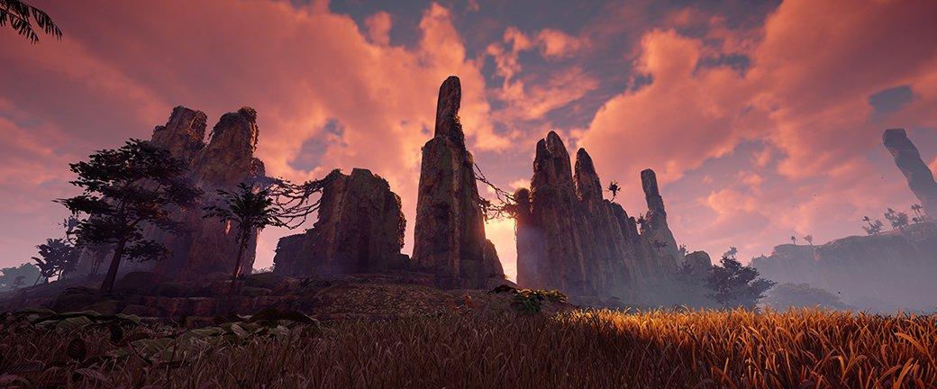 Все красоты мира Horizon: Zero Dawn. - Изображение 30