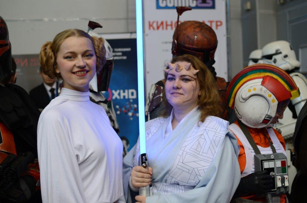 Фотоотчет с «Игромира» и Comic Con Russia, день 3 – Миша Коллинз - Изображение 28
