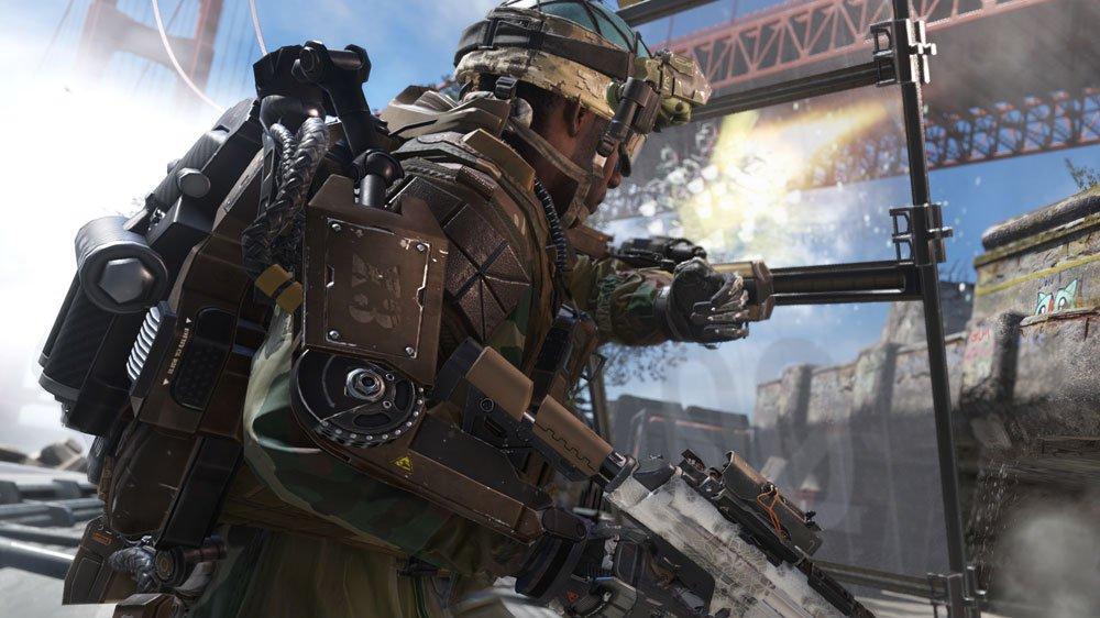 Advanced Warfare парировала Assassin's Creed Unity в британском чарте - Изображение 1