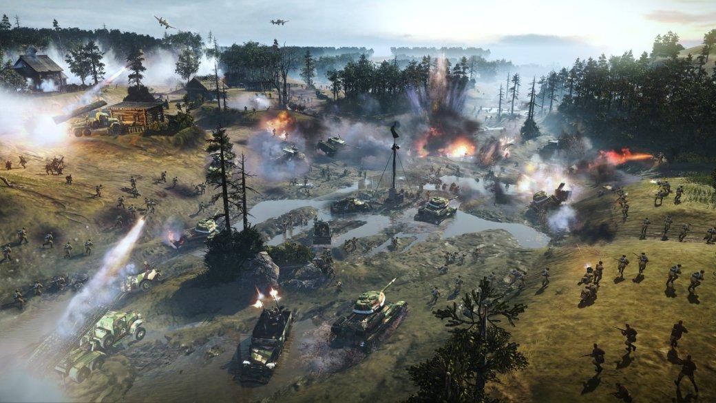Company of Heroes 2 перебросит игроков в Арденны. - Изображение 1
