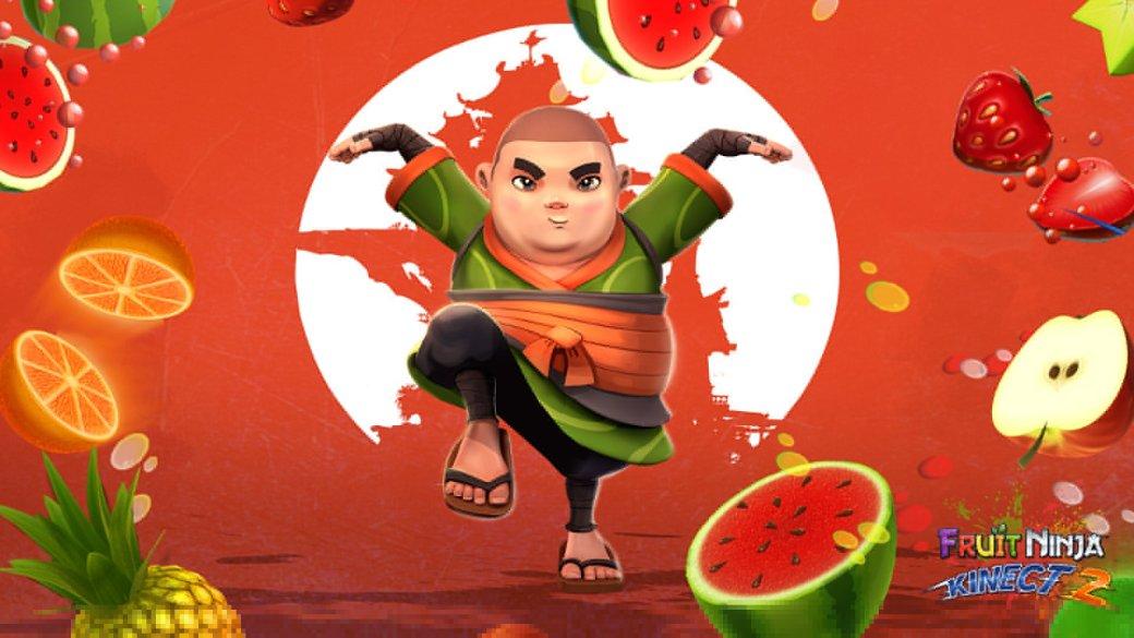 Фильм по мобильной игре Fruit Ninja поступил в производство - Изображение 1