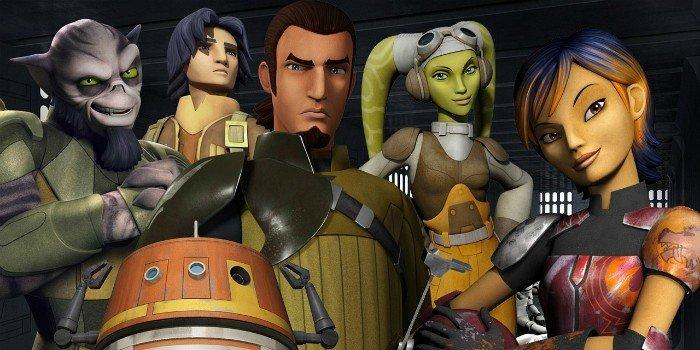 В третьем сезоне Star Wars Rebels появятся персонажи из новых эпизодов - Изображение 1