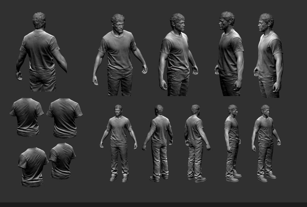 Разработчик The Last of Us выложил свои наработки в сеть - Изображение 4