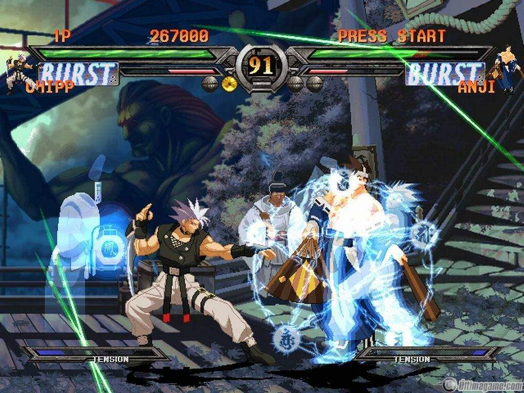 Дополненная Guilty Gear X2 появится в Steam в сентябре - Изображение 1