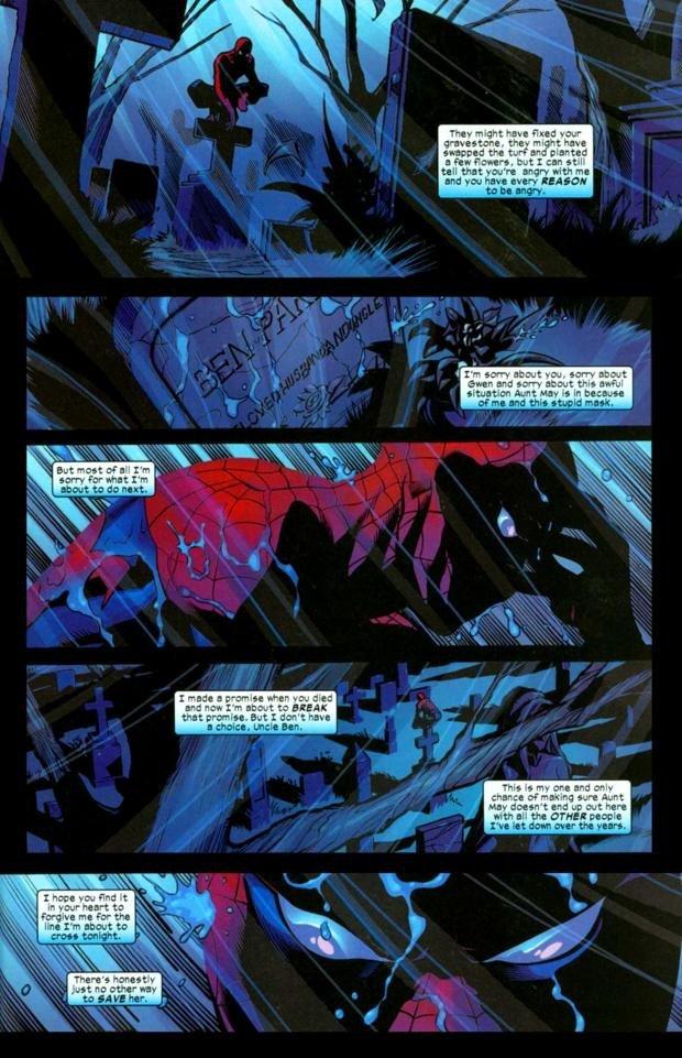 Легендарные комиксы про Человека-паука, которые стоит прочесть. Часть 1 - Изображение 10