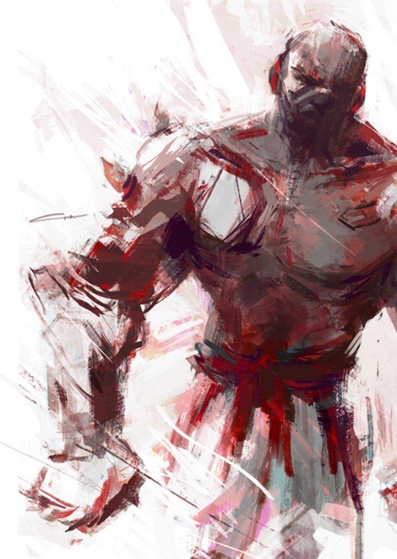 Кулак Смерти (Думфист): подробный разбор нового героя Overwatch. - Изображение 23