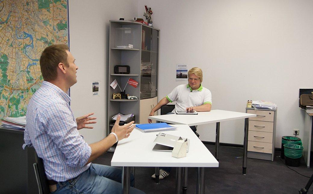 Интервью с Алексеем Навальным: «Видеоигры – это замечательно!» - Изображение 12