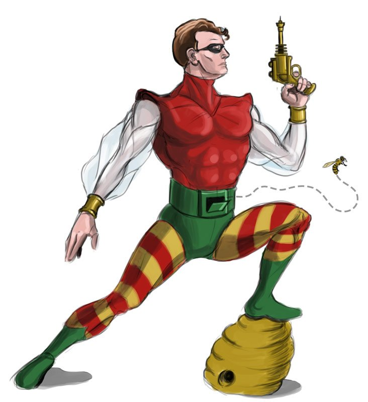 Пять лучших странных супергероев из комиксов - Изображение 3
