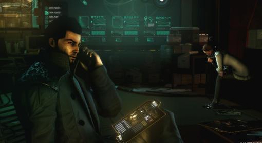 Прохождение Deus Ex Human Revolution - Изображение 1