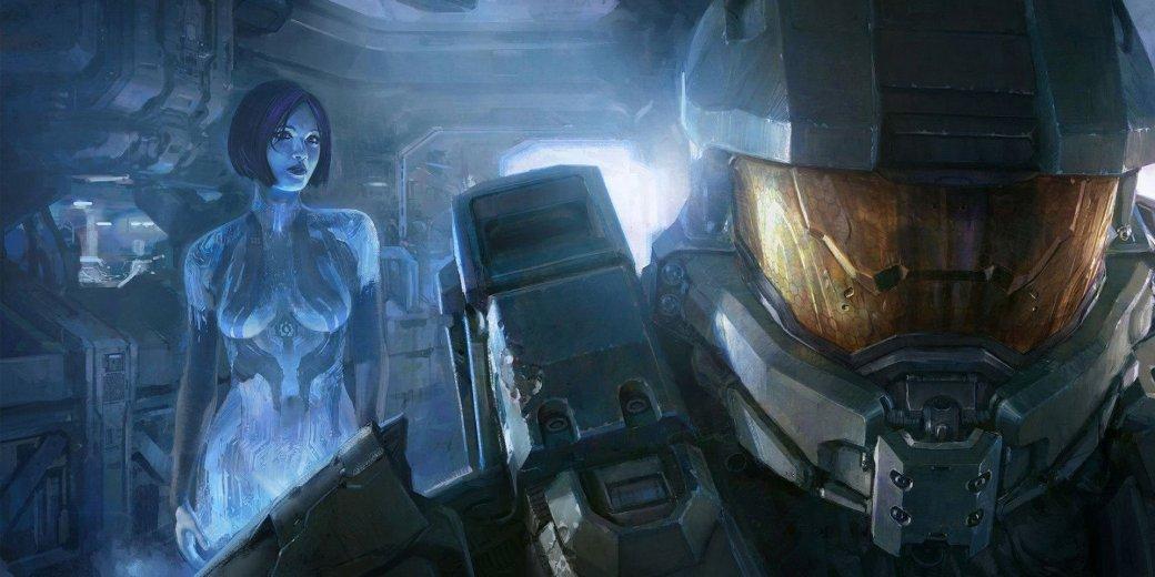 Halo 5: Мастер Чиф пока не готов снять шлем - Изображение 1