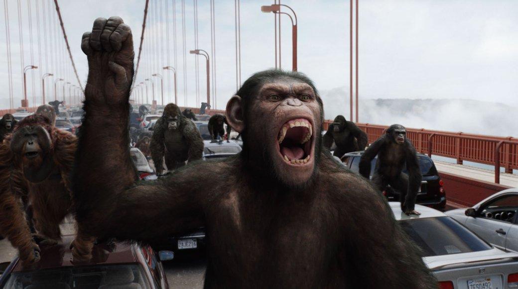 Что нужно знать о«Планете обезьян» перед походом вкино. - Изображение 1