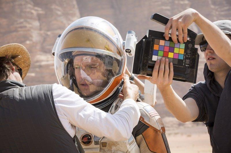 Первые кадры «Марсианина» Ридли Скотта уже порождают мемы - Изображение 8