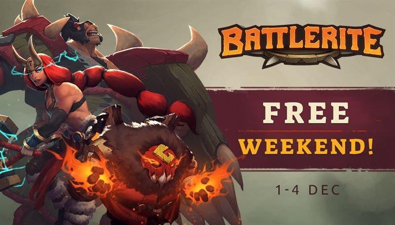 В Battlerite можно бесплатно поиграть до конца недели - Изображение 1