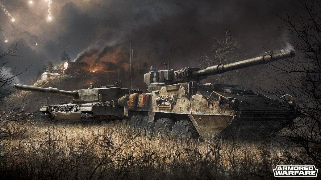 Слух: Wargaming может купить Armored Warfare - Изображение 1