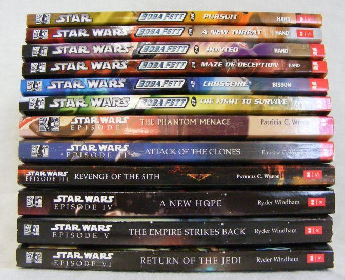 По «Звездным войнам» выйдет 20 новых книг - Изображение 7
