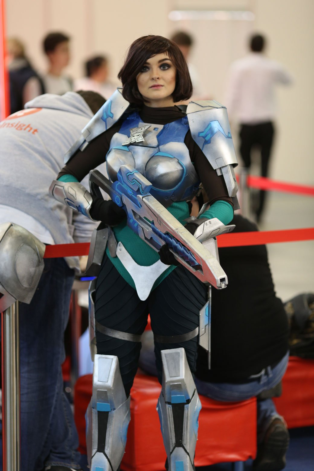 «Игромир 2015» и Comic Con Россия в лицах - Изображение 38