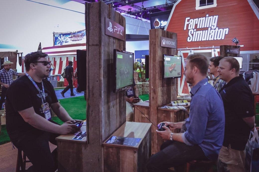 E3 2015: как это было - Изображение 25