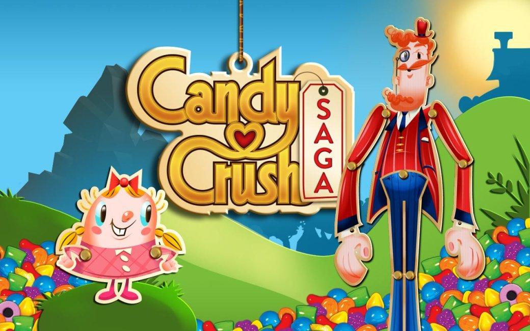 """King отозвала регистрацию торговой марки на слово """"candy"""". - Изображение 1"""